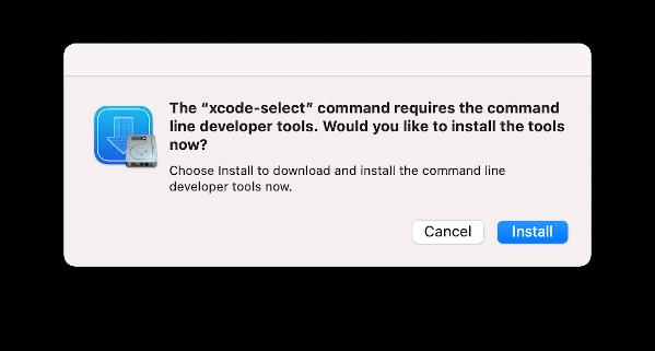 confirmación de xcode en macOS
