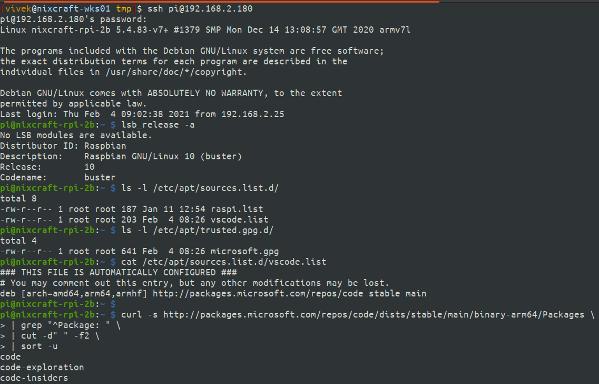 Aviso: repositorio de Microsoft instalado en secreto en todos los sistemas operativos Linux de Raspberry Pi