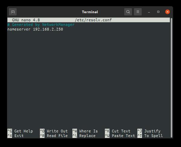 Editor de texto GNU nano CLI para nuevos usuarios de Linux