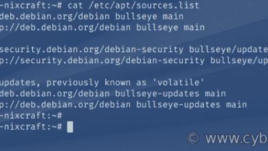 How To Upgrade Debian 10 Buster To Linux Debian 11 Bullseye