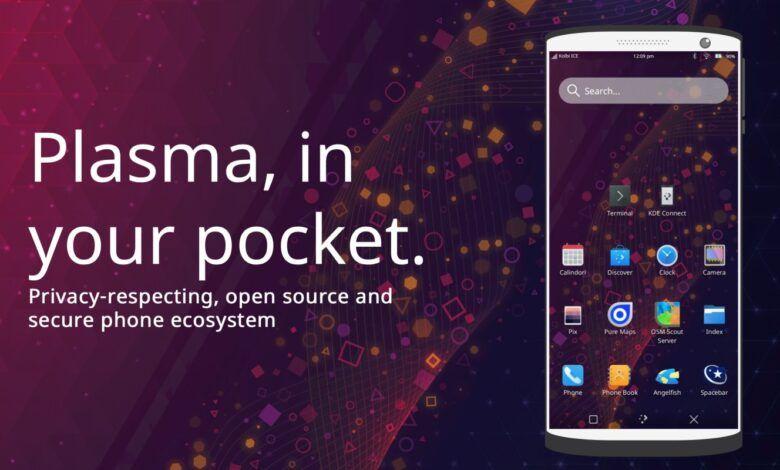 Actualizaciones de Plasma Mobile